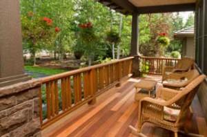 Porches Madera