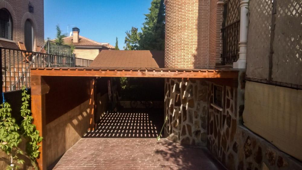 Garajes de madera (23)