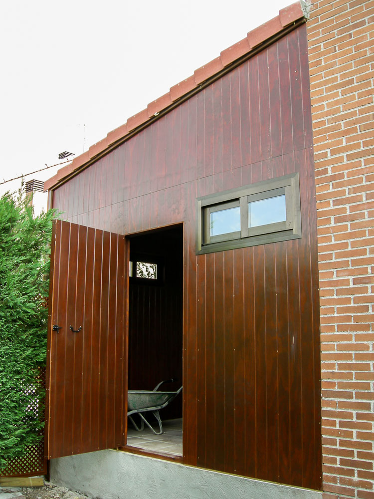 Garajes de madera (8)