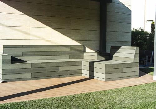 Tarima exterior madrid pergolas madera madrid porches for Tarimas de madera para jardin