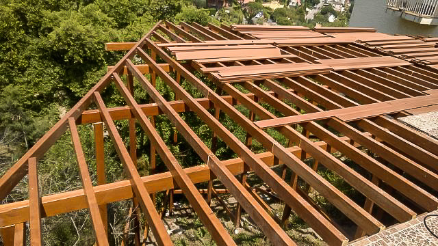 Deck de composite en Altura (4)