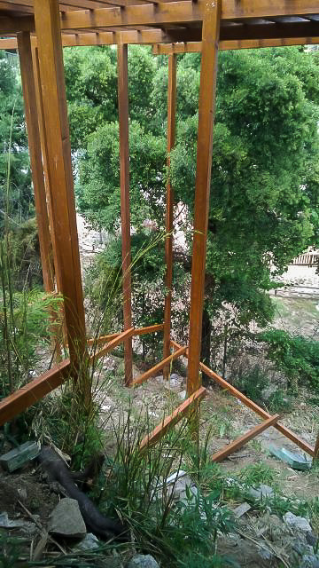 Deck de composite en Altura (7)