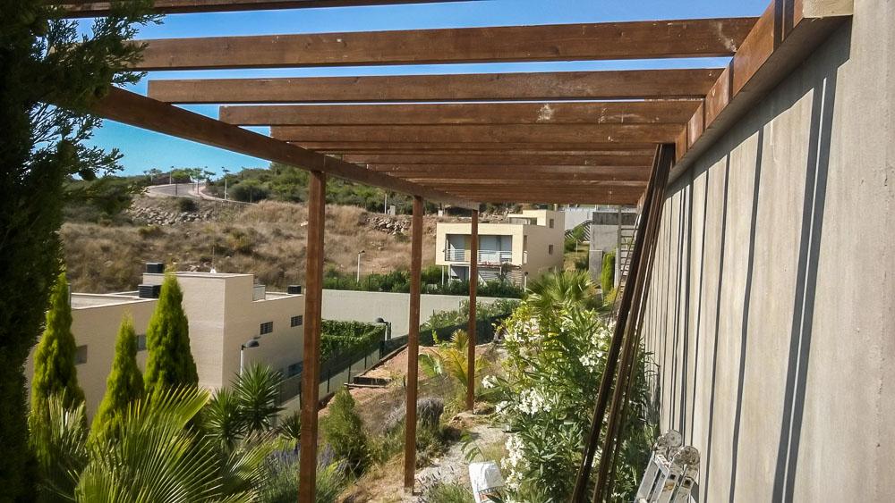 Deck de madera en Altura (102)