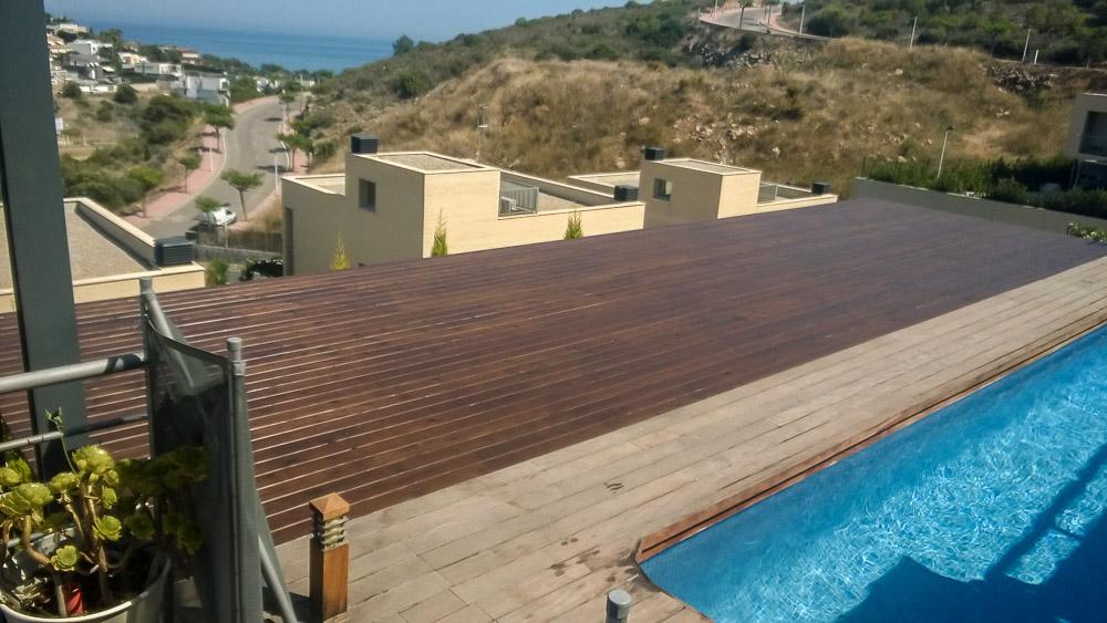 Deck de madera en Altura (106)