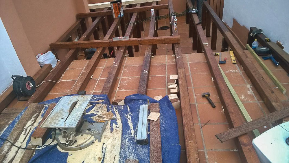 Deck de madera en Altura (12)