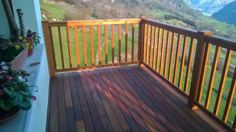 Deck de madera en Altura (18)