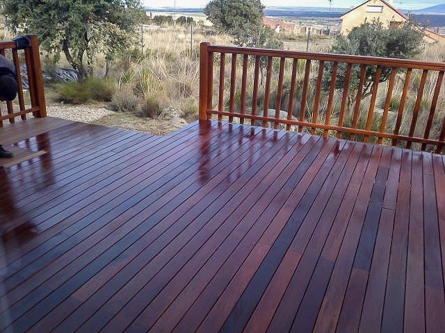 Deck de madera en Altura (45)