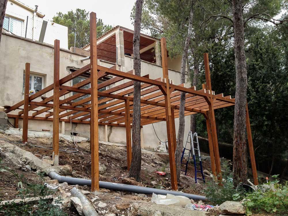 Deck de madera en Altura (53)