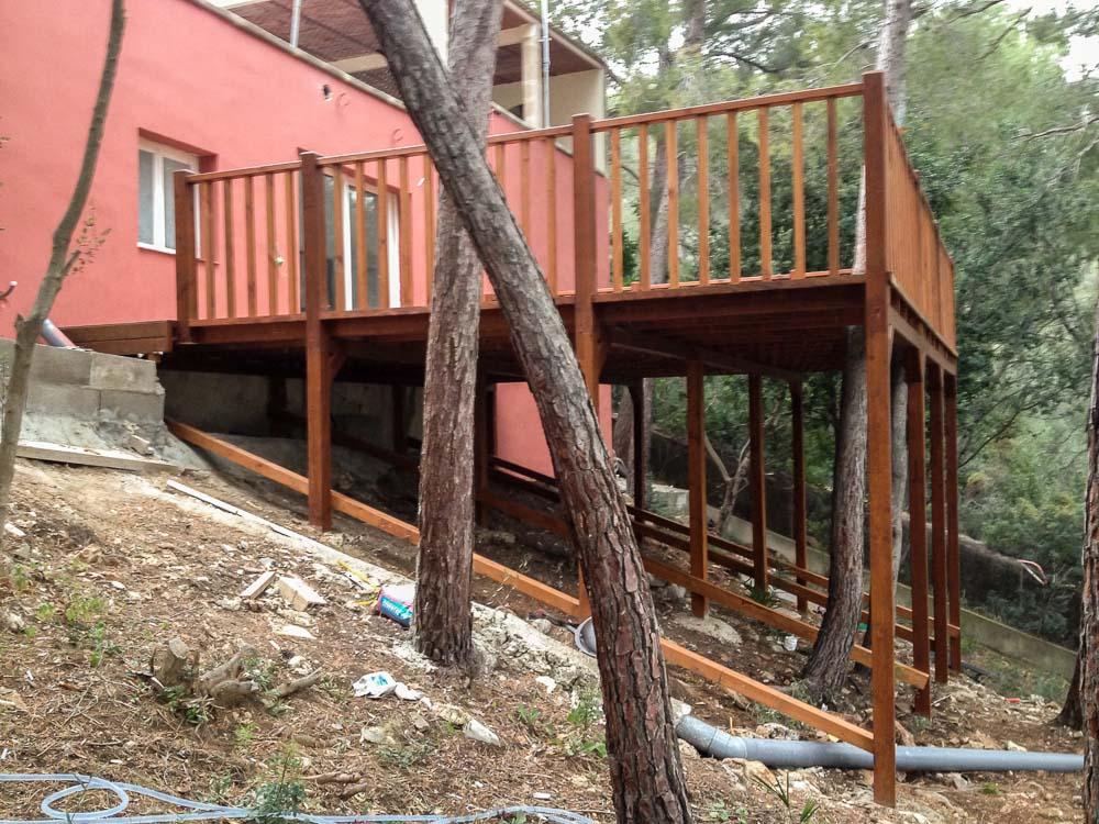 Deck de madera en Altura (61)