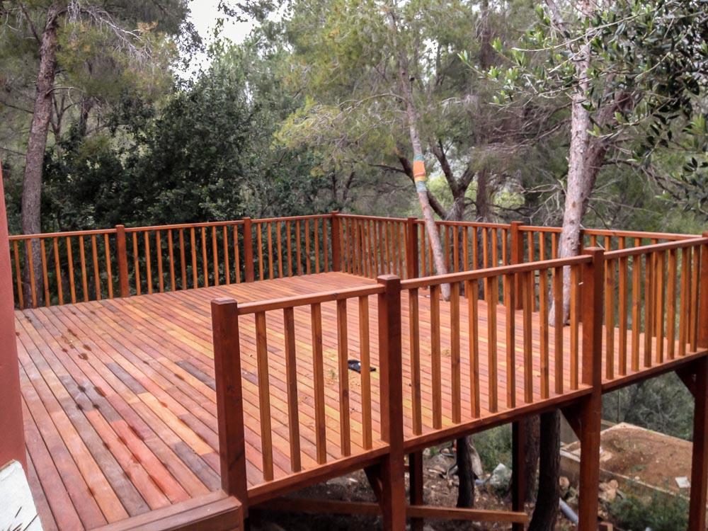 Deck de madera en Altura (63)