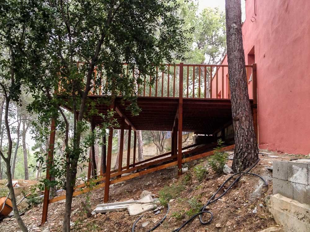 Deck de madera en Altura (66)
