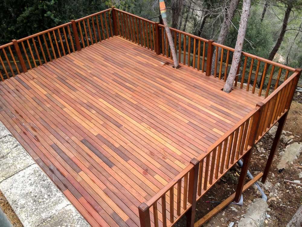 Deck de madera en Altura (71)