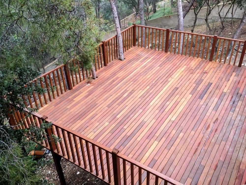 Deck de madera en Altura (72)