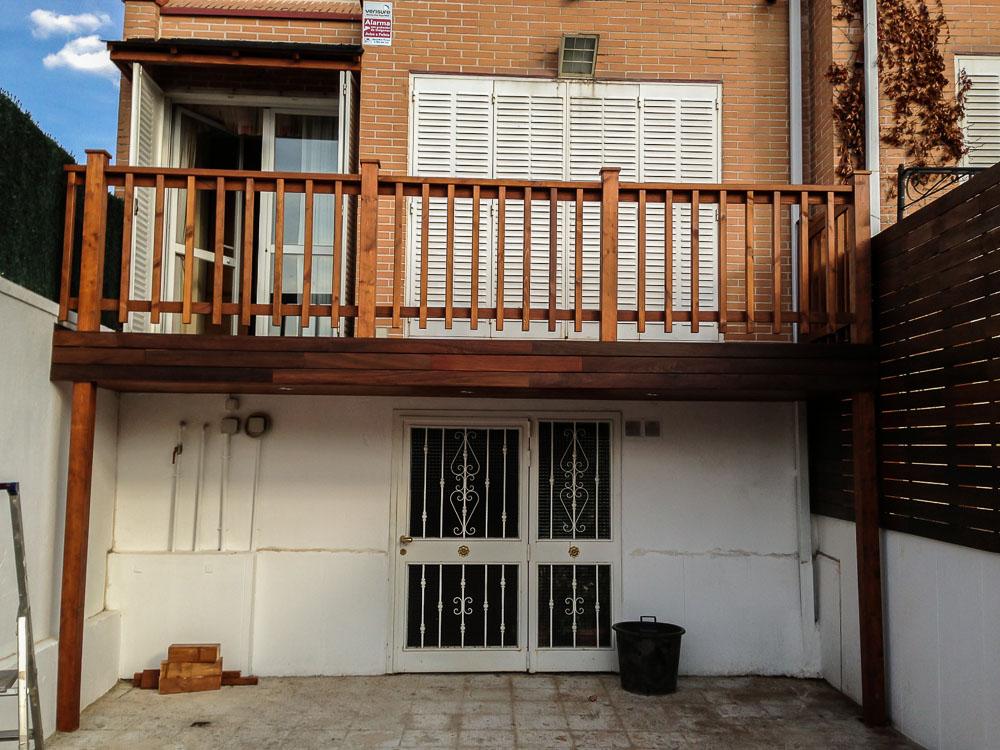 Deck de madera en Altura (79)