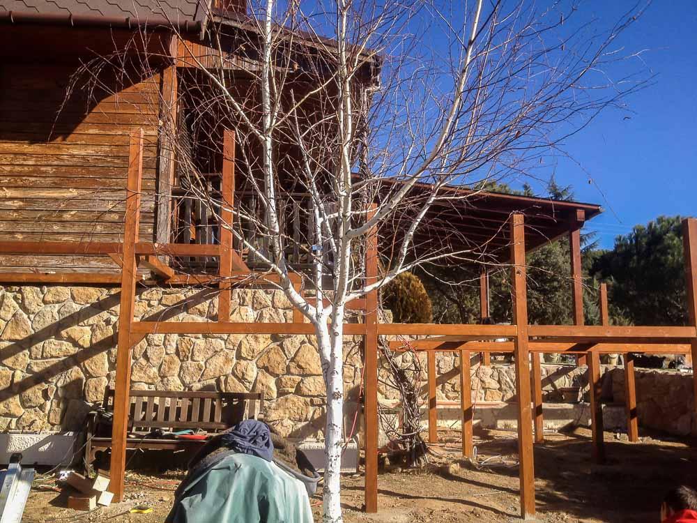 Deck de madera en Altura (85)