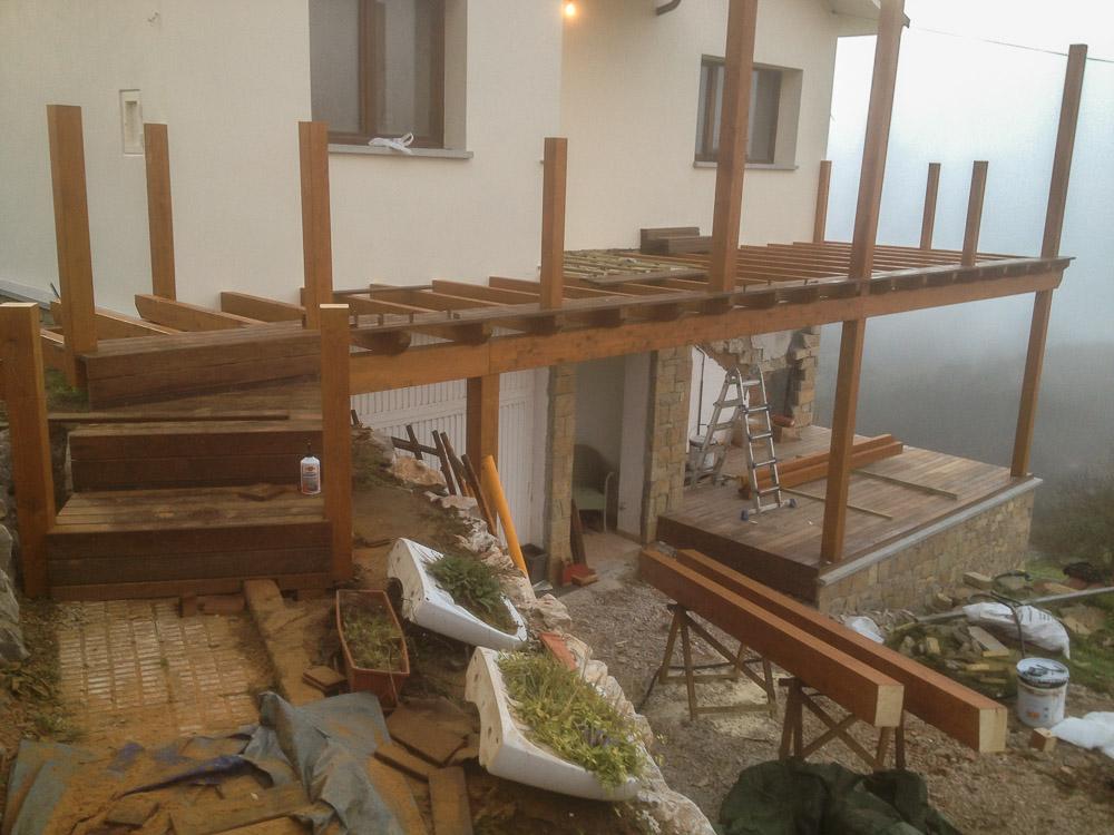 Deck de madera en Altura (92)