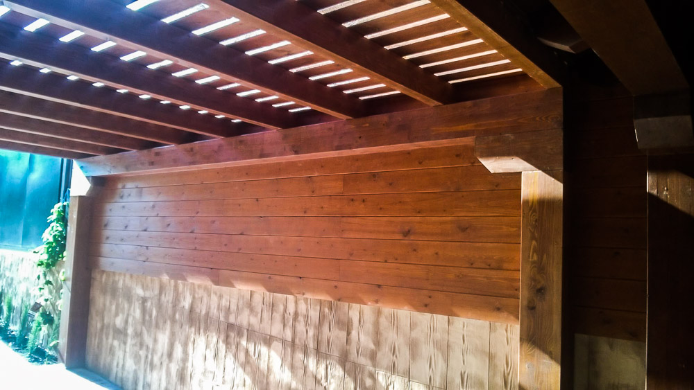 Garajes de madera (20)