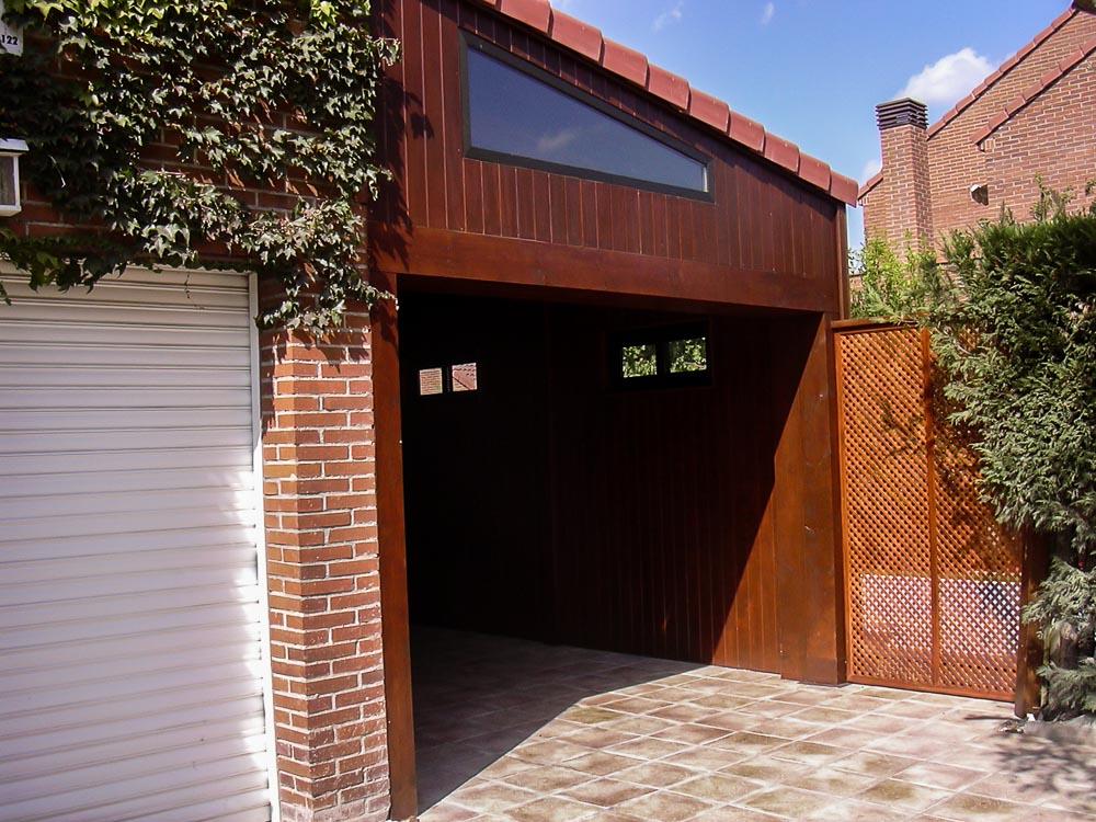 Garajes de madera (4)