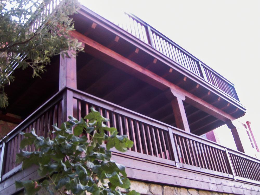 Deck de madera en Altura (119)