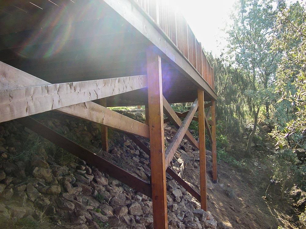 Deck de madera en Altura (121)
