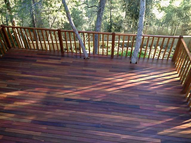 Deck de madera en Altura (60)