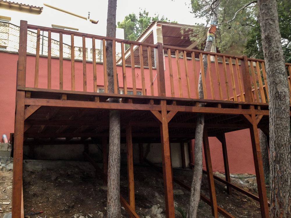 Deck de madera en Altura (64)