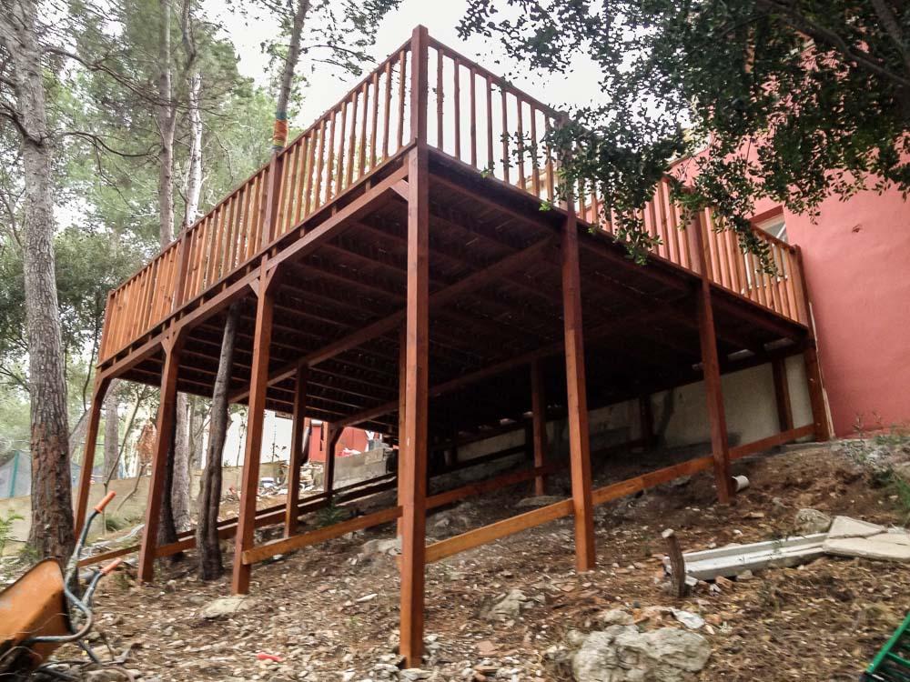 Deck de madera en Altura (65)