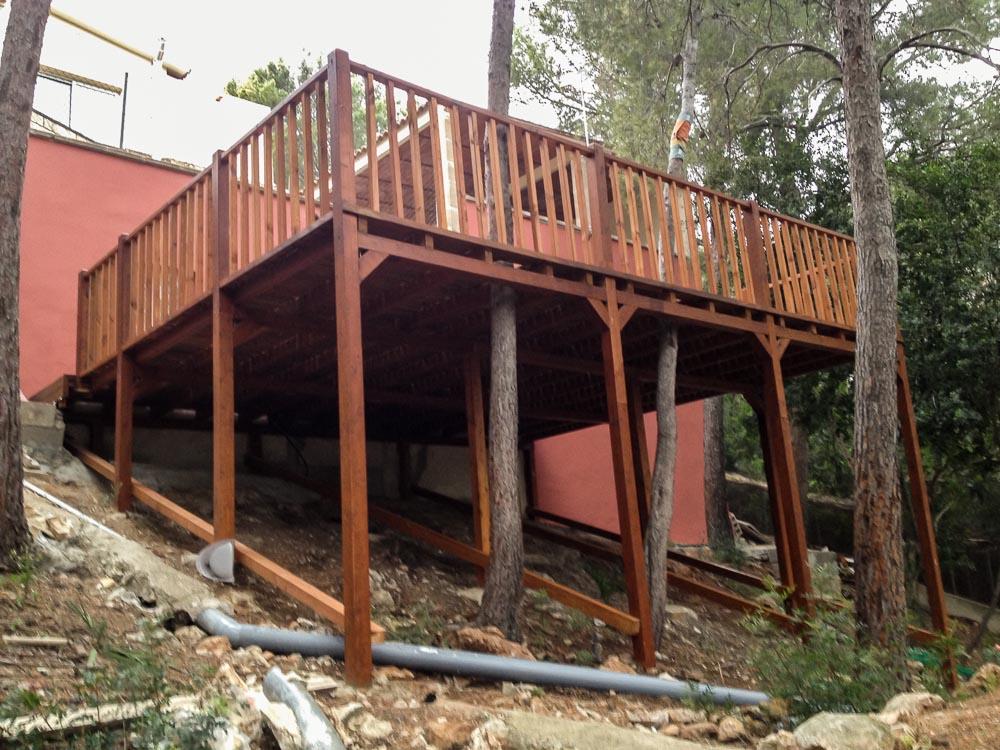 Deck de madera en Altura (67)
