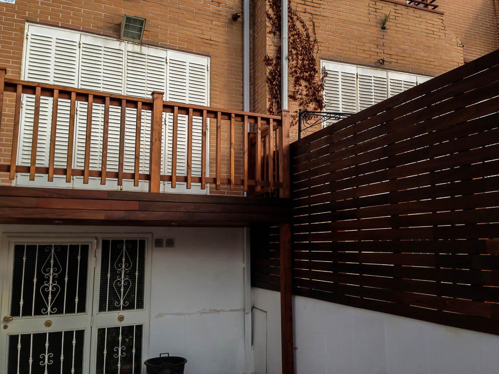 Deck de madera en Altura (78)