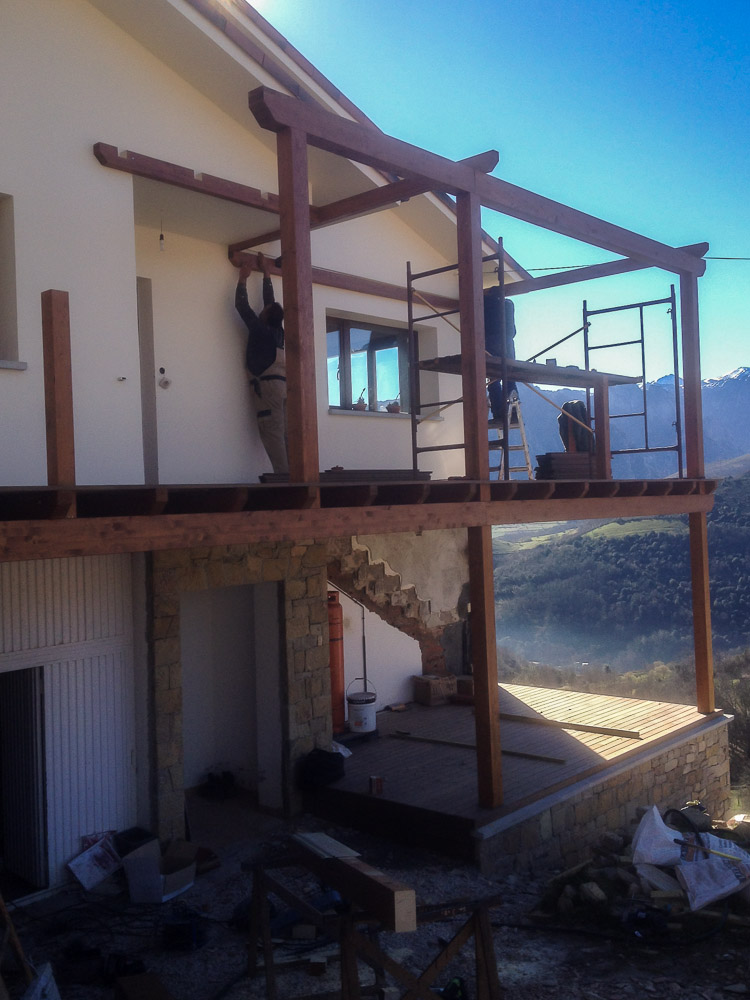 Deck de madera en Altura (93)