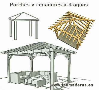 Porches a cuatro aguas (10)